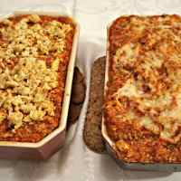 Vegan Eggplant Lasagna without Pasta