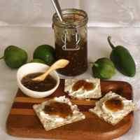 Tantalizing Tomatillo Jalapeño Jam