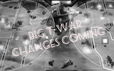 BIG Territory War changes coming