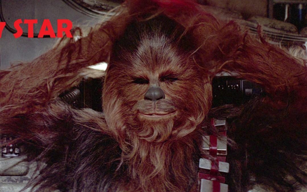 Unlocking Chewbacca