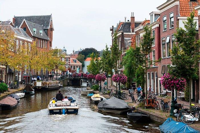 Лучшие экскурсии из Гааги: Лейден