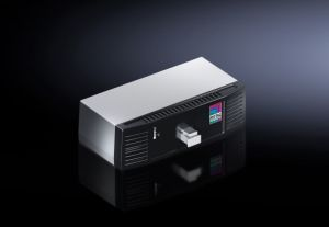 De temperatuursensor van de CMC III is – net als alle andere sensoren – modulair inzetbaar.