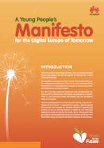 Manifesto for the Digital Europe of Tomorrow