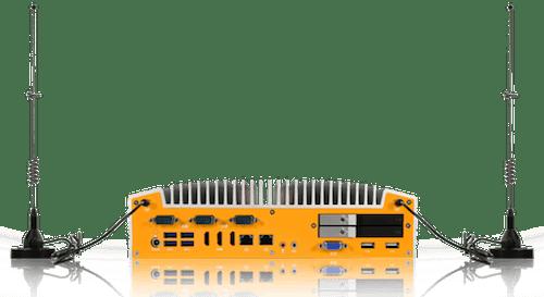 De Extrovert IoT-computers van Logic Supply (bron: Logic Supply)