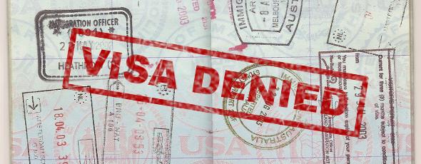 cohabitation visa denied