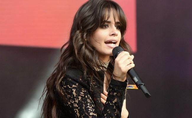 Intérprete Camila Cabello