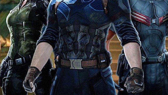 Cambio de imagen de los personajes de Los Vengadores