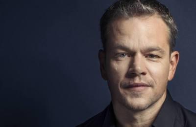 Matt Damon opinó sobre escándalos sexuales en Hollywwod