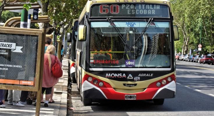 aumento en el transporte
