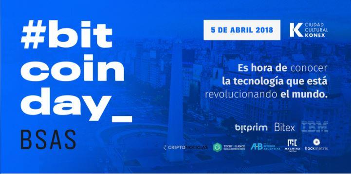 Bitcoinday en Bueno Aires