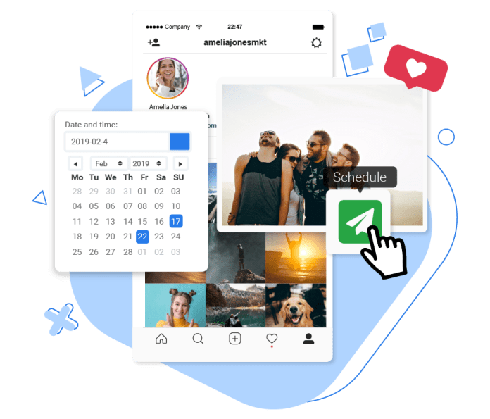 ¿Necesitás programar tus post en Instagram? SocialGest es la herramienta ideal