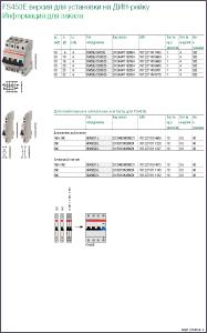 Трехфазный автоматический выключатель дифференциального тока