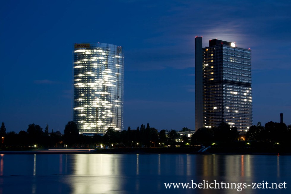 DHL Tower, Bonn