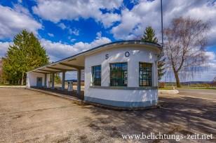 Tankstelle Camp Vogelsang