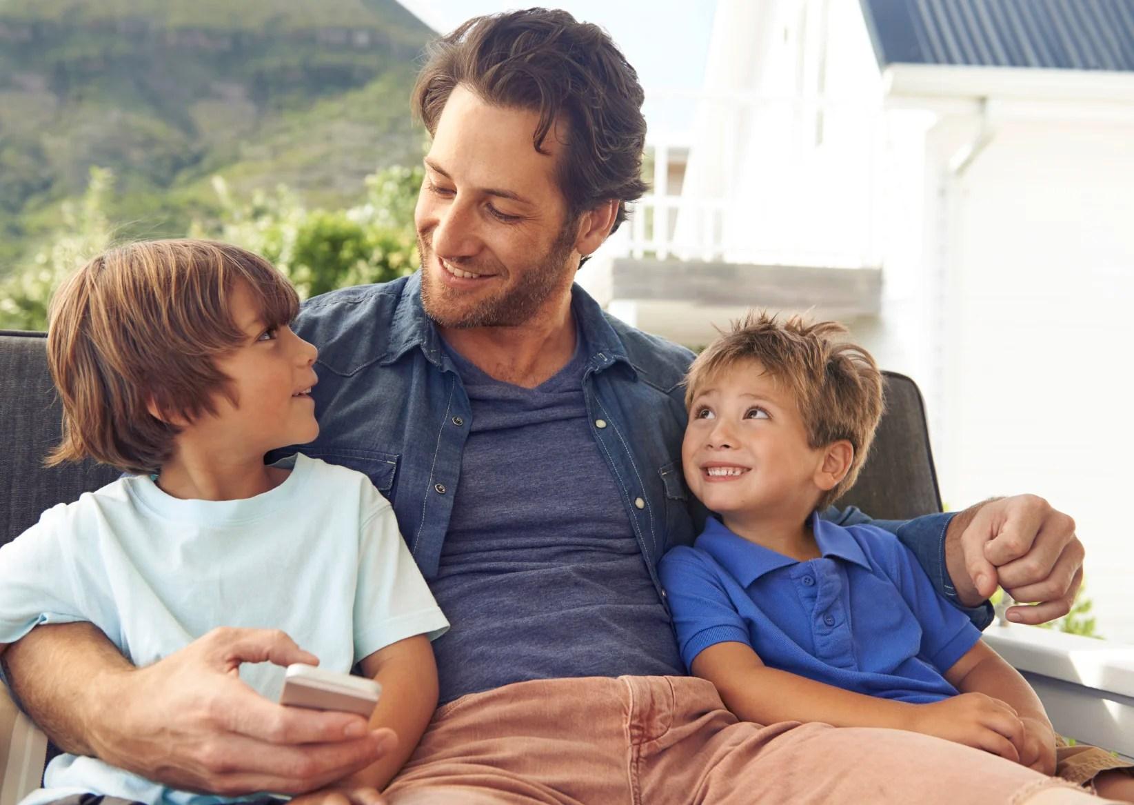 Single Father Parenting Worksheet