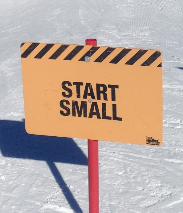 BB Start Small