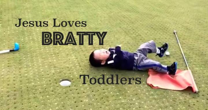 BB Toddler Tantrum