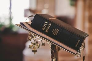 bible blur christ christianity