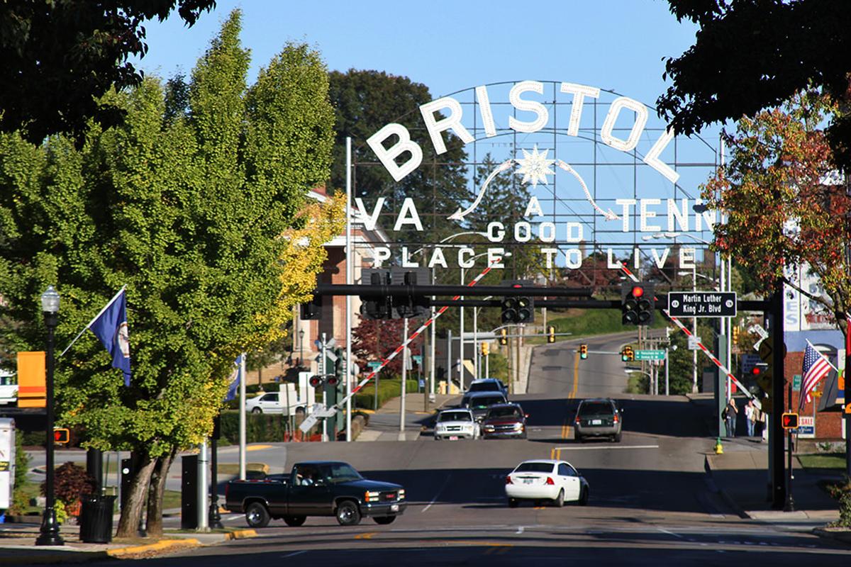 Map Bristol Tn City Limits