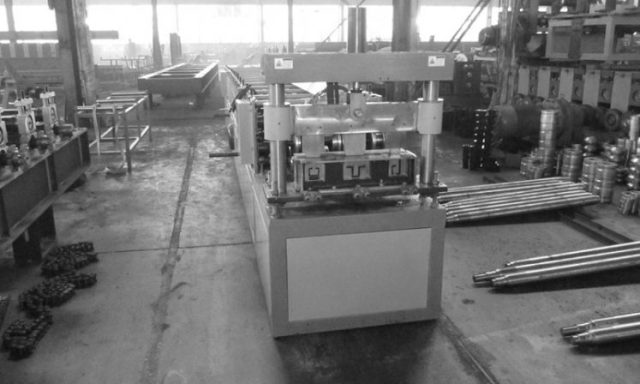 roll forming line