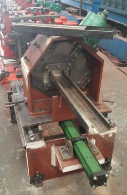 RACKING SYSTEM BOX BEAM ROLL FORMING MACHINE