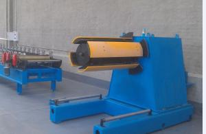 uncoiler of ibr roof sheet making machine