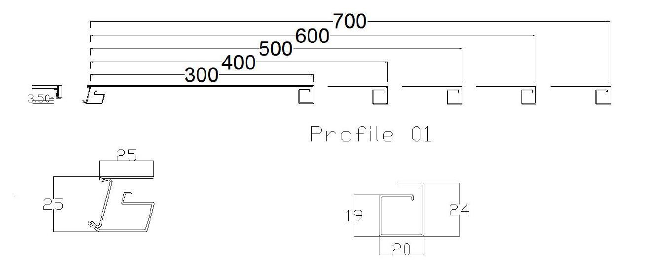 shelving panel type
