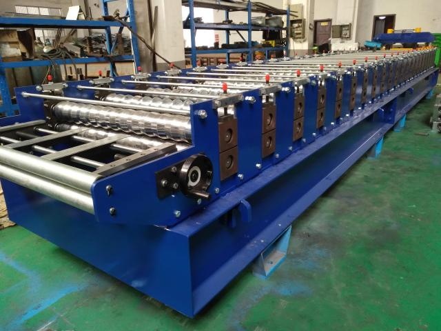 widespan roll forming machine