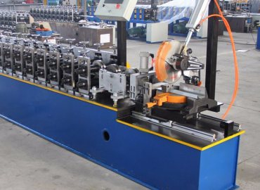 ceiling channel roll forming line
