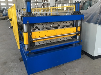 quality design double layer machine