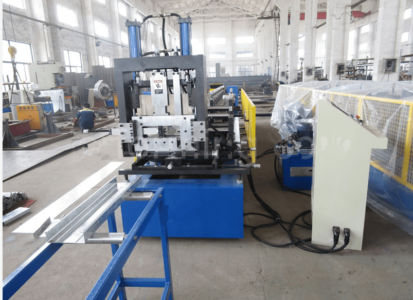 multibeam roll forming machine