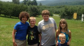 Chansen and siblings