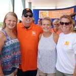 Gov. Hogan, kids in OC bond over shared cancer experience