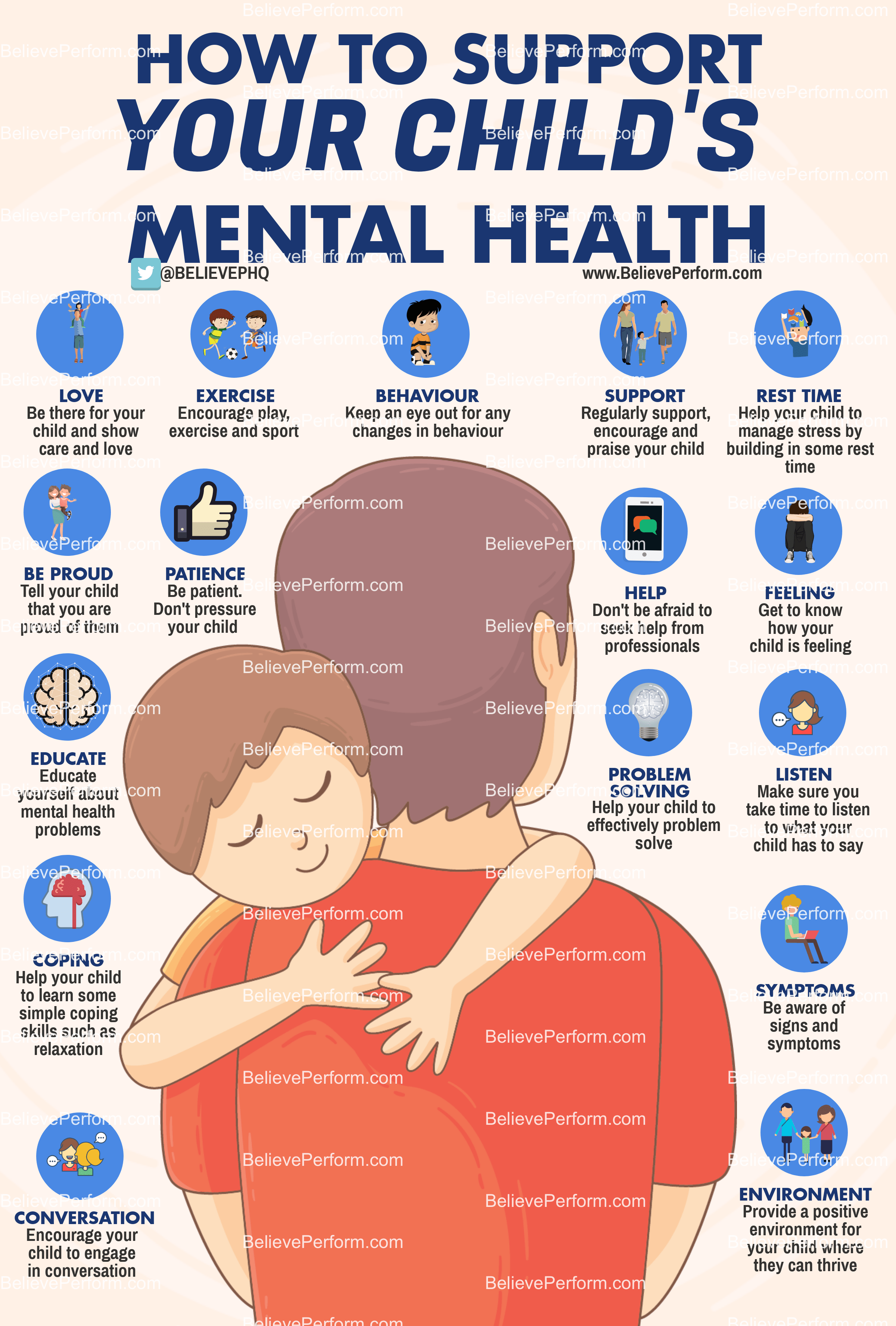 How To Support Your Childs Mental Health