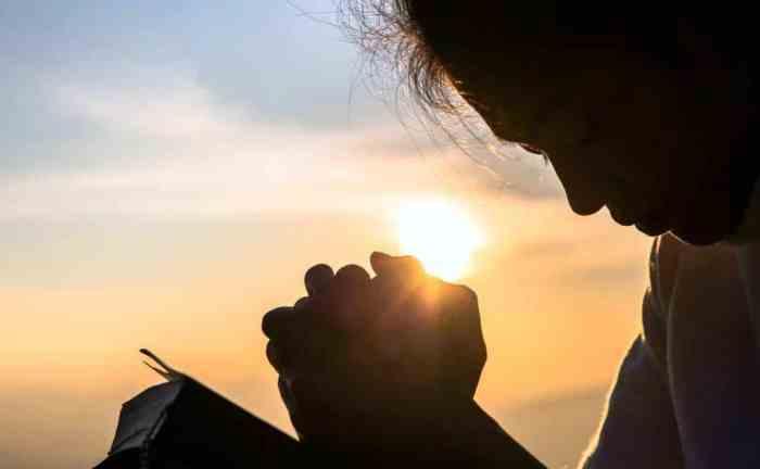 Have faith in God pray for Hurricane Ida victims
