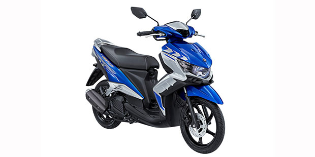 GT 125 Eagle Eye SE Autosafe Biru