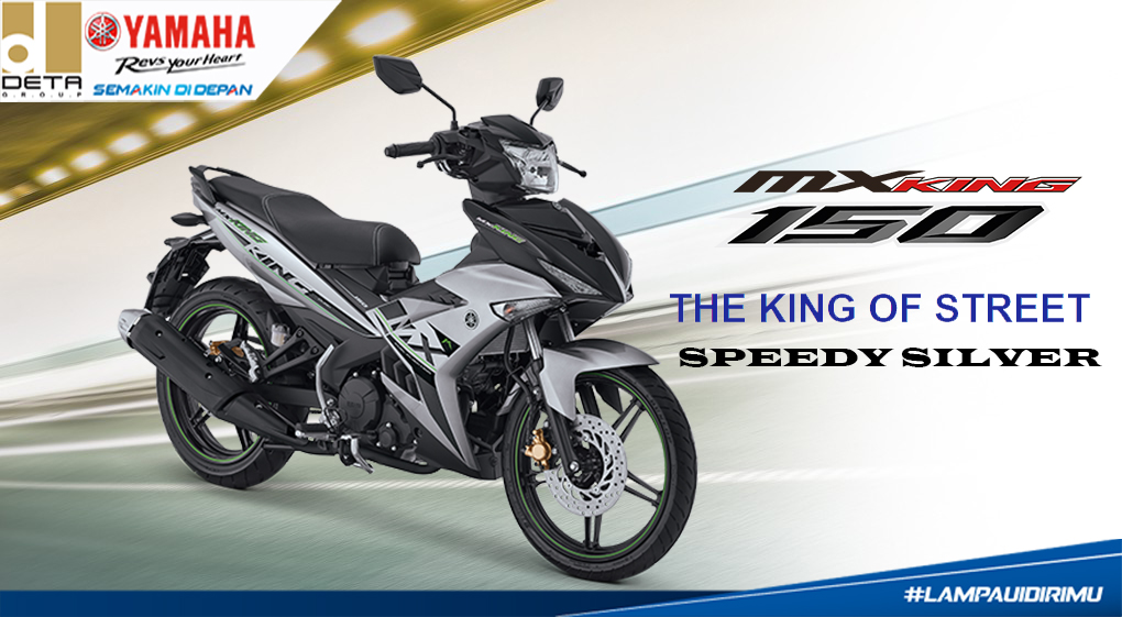 KREDIT mx king speedy silver 2017