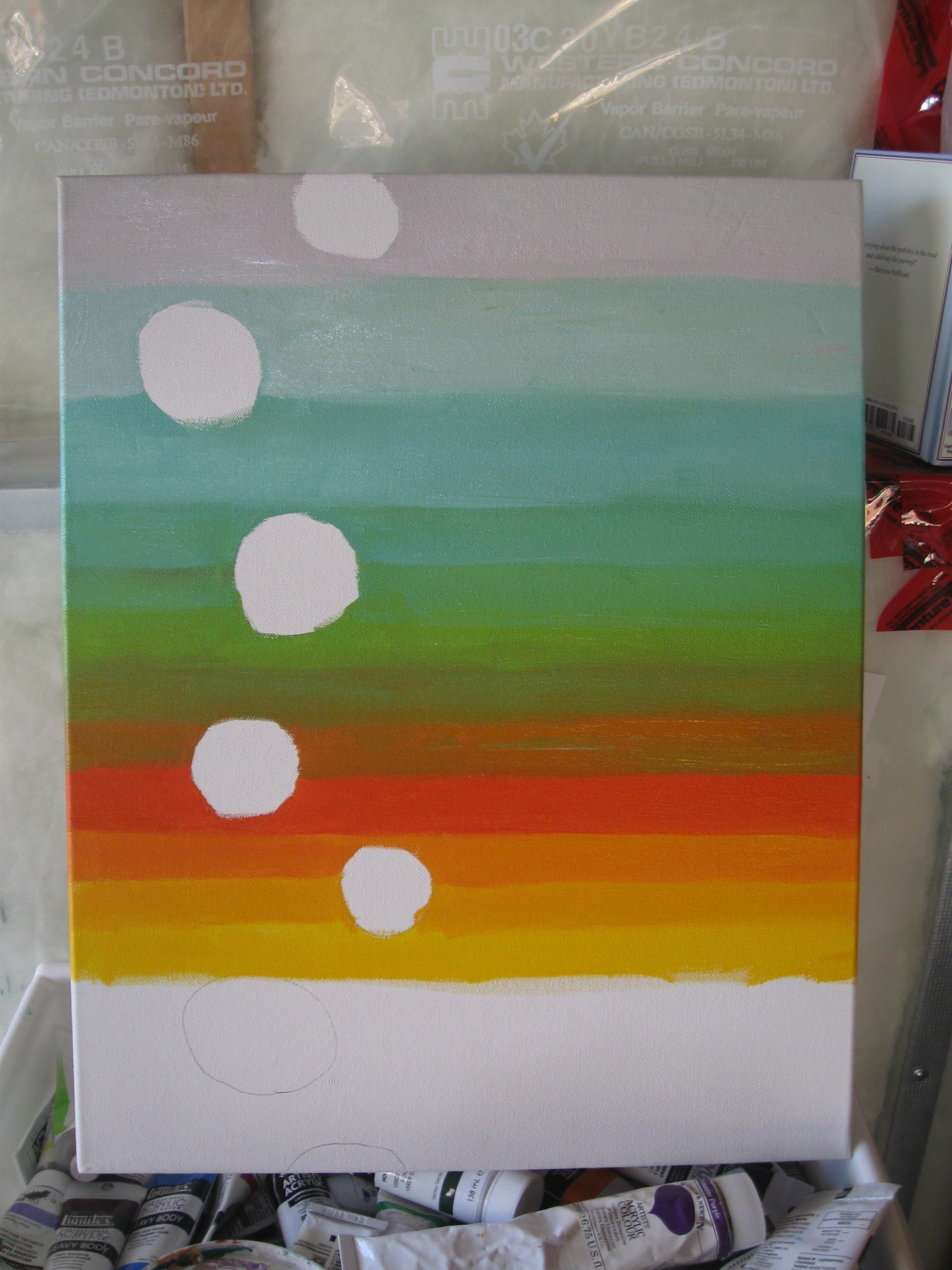 How To Make A Painting In Three Or More Easy Steps