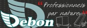Logo remorques Debon