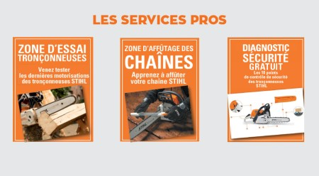 Services pro STIHL