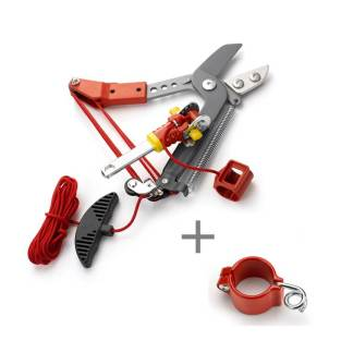 Echenilloir orientable Multi-Star - ORVM2 - outils wolf