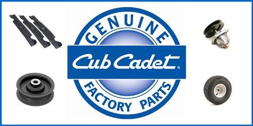 Cub Cadet - Pièces détachées d'origine