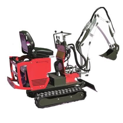 Micro-pelle - SX Semi-pro