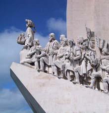 Монумент Великие географические открытия