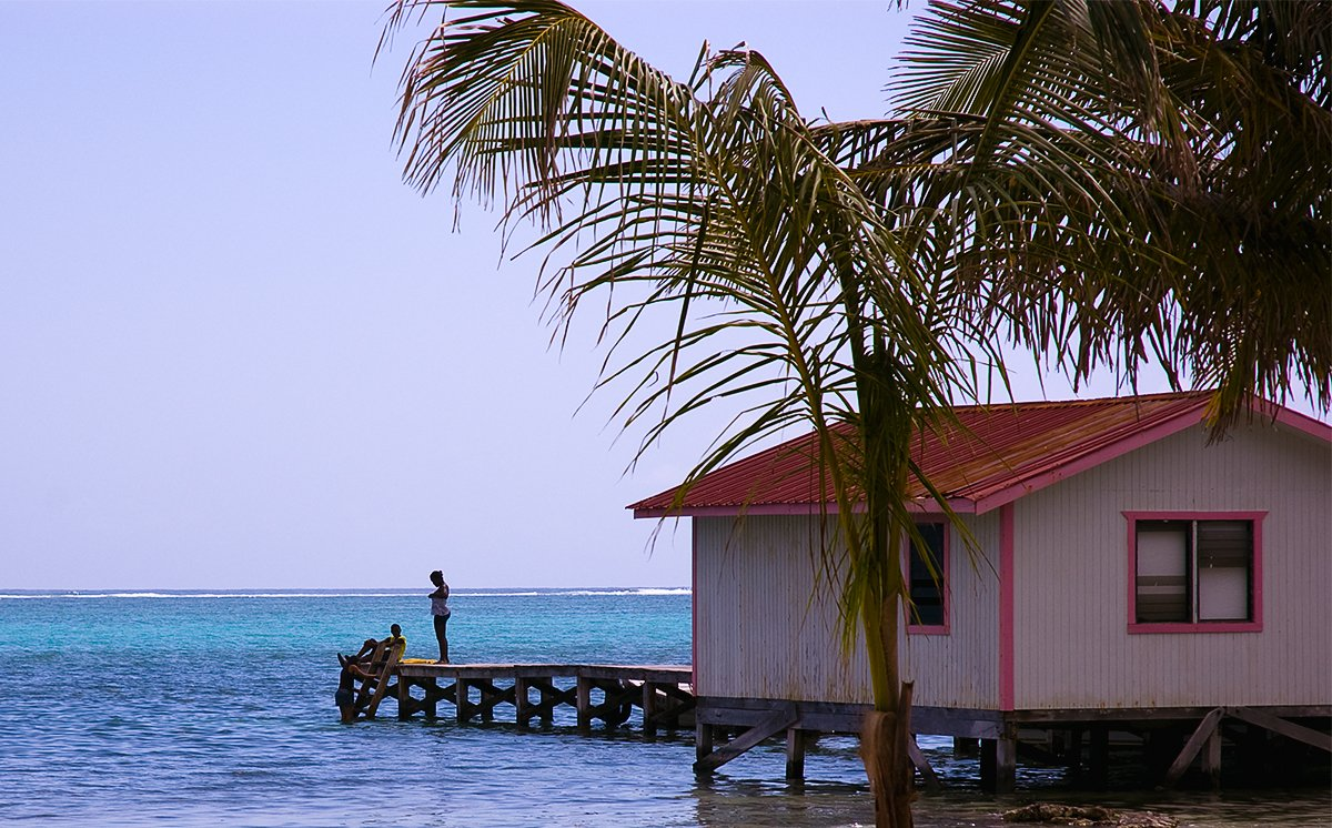 the-vibrant-island-paradise-is-located-in-the-caribbean-sea-just-off-the-coast-of-belize