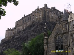 Edinburgh Castle (Grassmarket)
