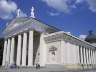 Arkikatedra bazilika (Katedros aikštė)