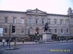 General Register House, Equestrian statue of the Duke of Wellington (Princes Street)