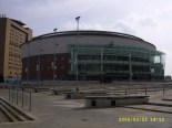 Belfast Waterfront Hall from N