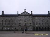 S of Collins Barracks